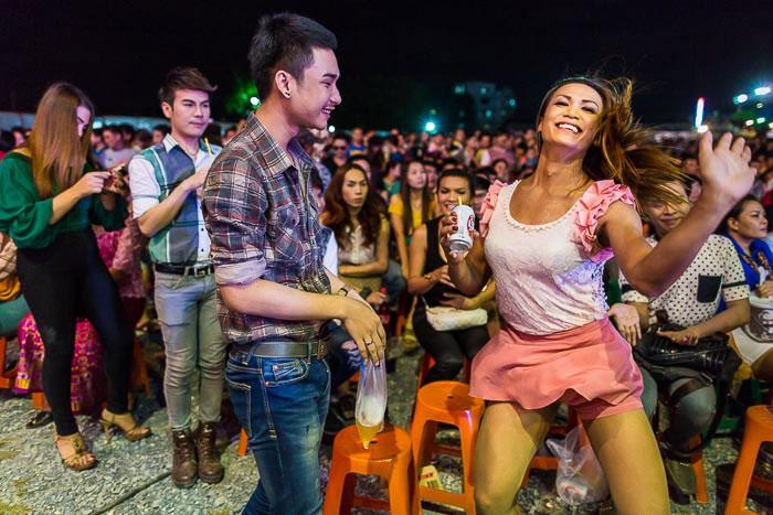 Фестиваль Исан в Паттайе 2014