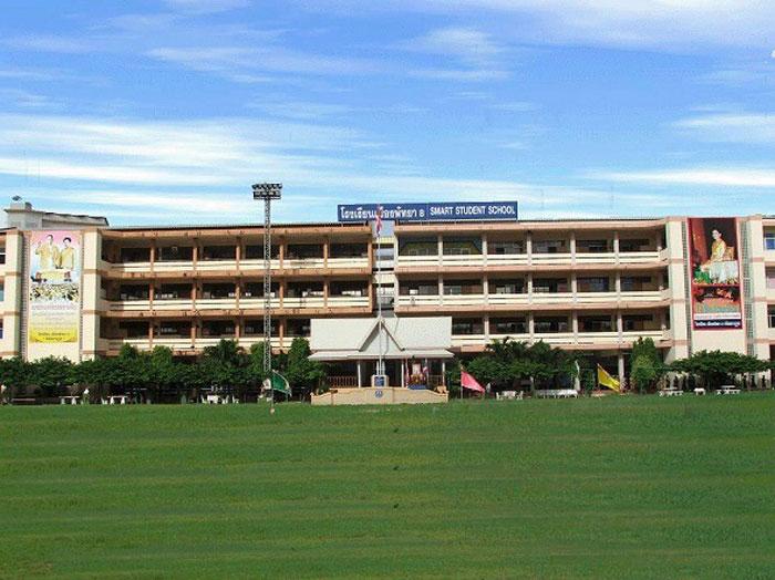 Школа №8 в Южной Паттайе. Фото сайта  Афиша Паттайя