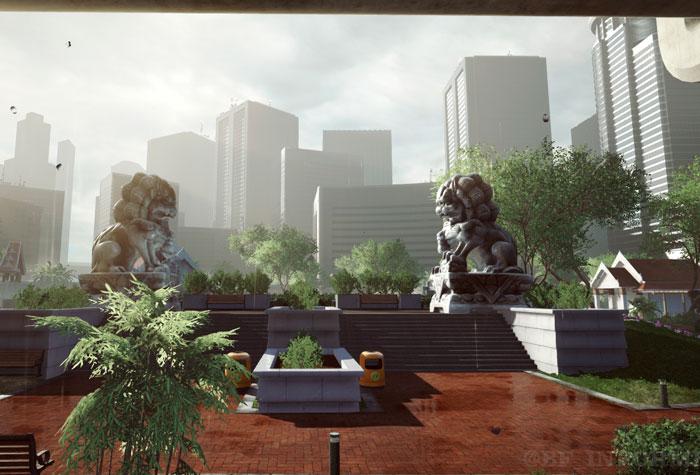Люмпини в Battlefield 4