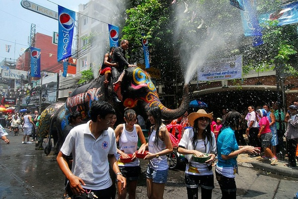 Новый год в Тайланде