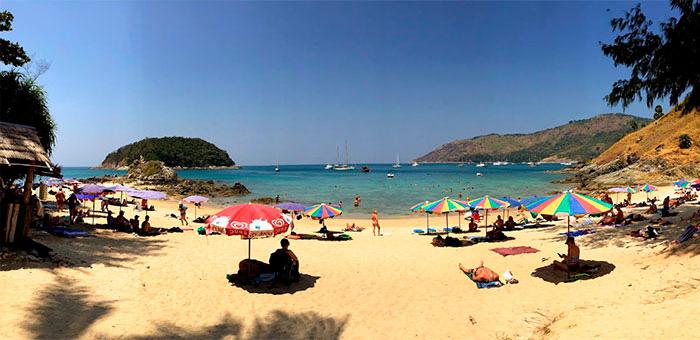 Пляж Яй Нуи на Пхукете