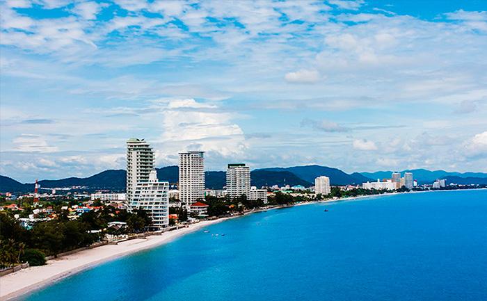 Хуа Хин — спокойный примоский город Тайланда с красивыми пляжами