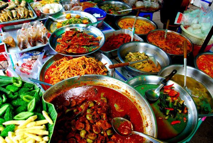 Уличная тайская еда признана самой вкусной едой в мире