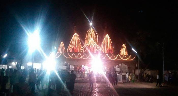 Храм Харе Рама Харе Кришна в Мумбаи