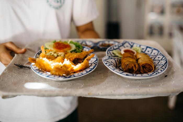 Тайские блюда от Garlic 1992