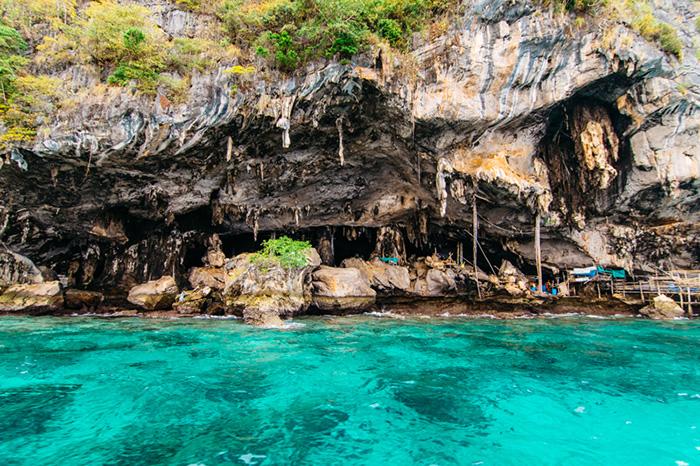 Пещеры викингов
