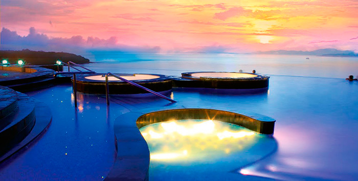 Pool Infinity Royal Cliff Hotel Group