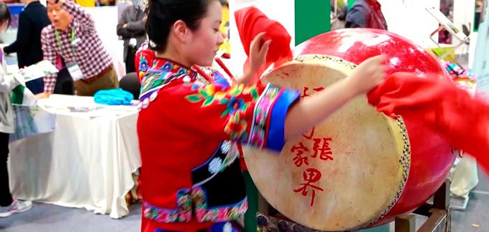 Гонконг на ярмарке путешествий 2015