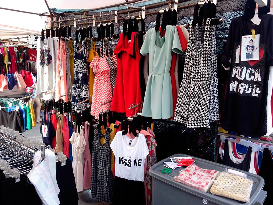 Рынок одежды сегодня