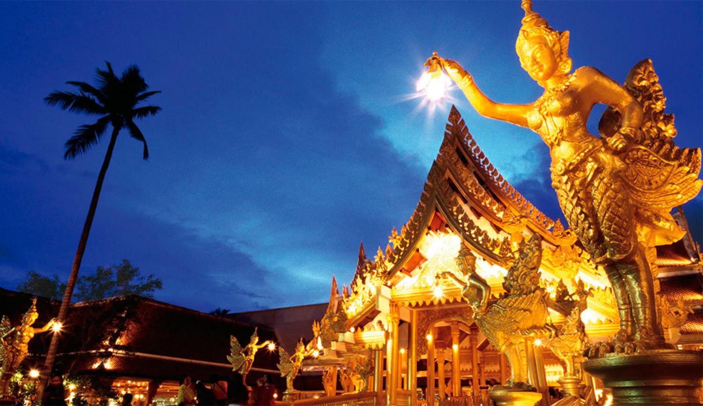 Тайский «Фестиваль еды, кино ивеселья» проведут встолице
