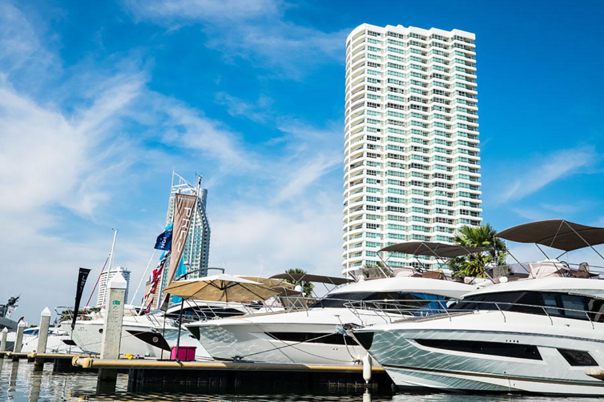 Ocean Marina Pattaya - крупнейший в ЮВА причал для яхт, соответствующий международным стандартам