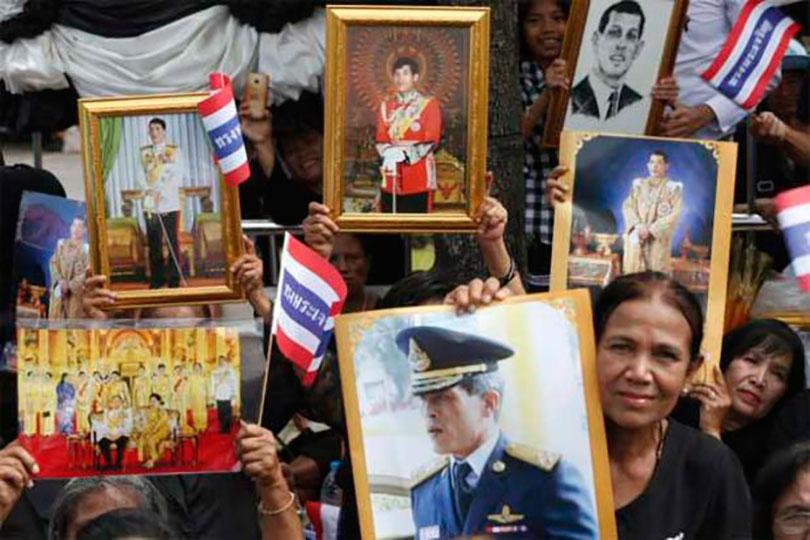 ВТаиланде объявили амнистию всвязи свосхождением на престол нового короля