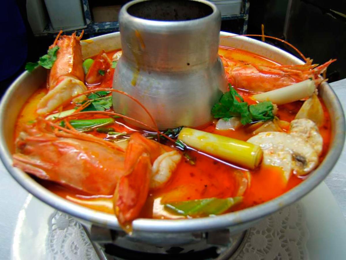 Тайская кухня 19 рецептов с фото 63