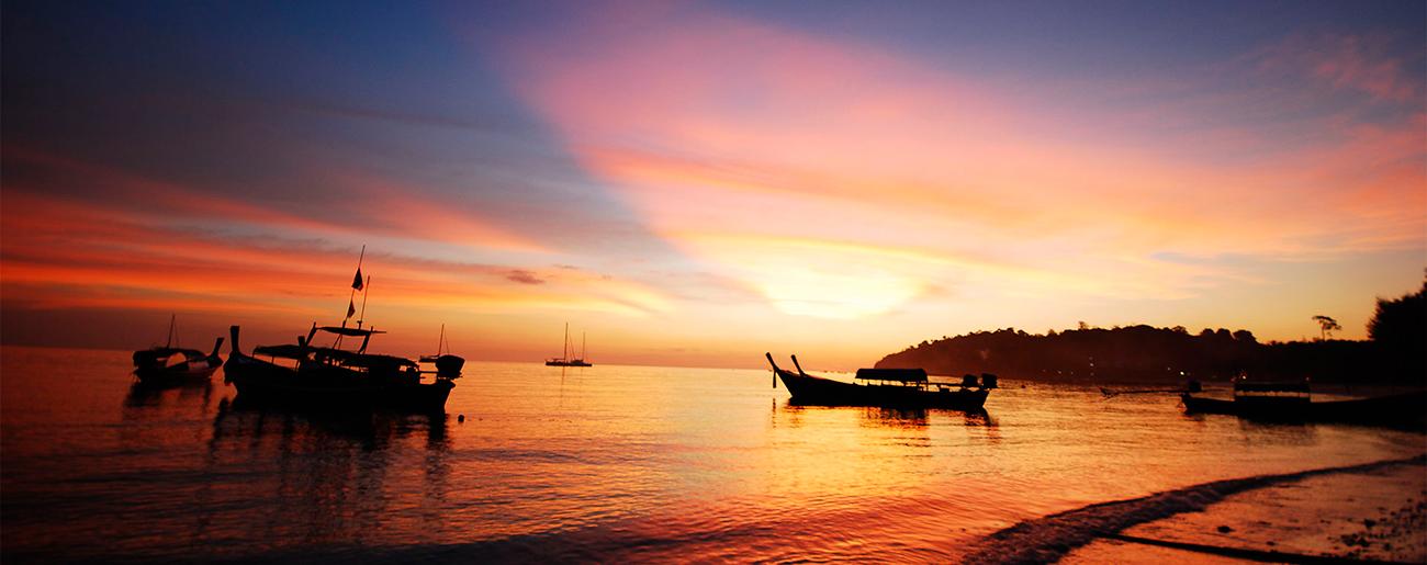 Sunset Beach на Ко Липе