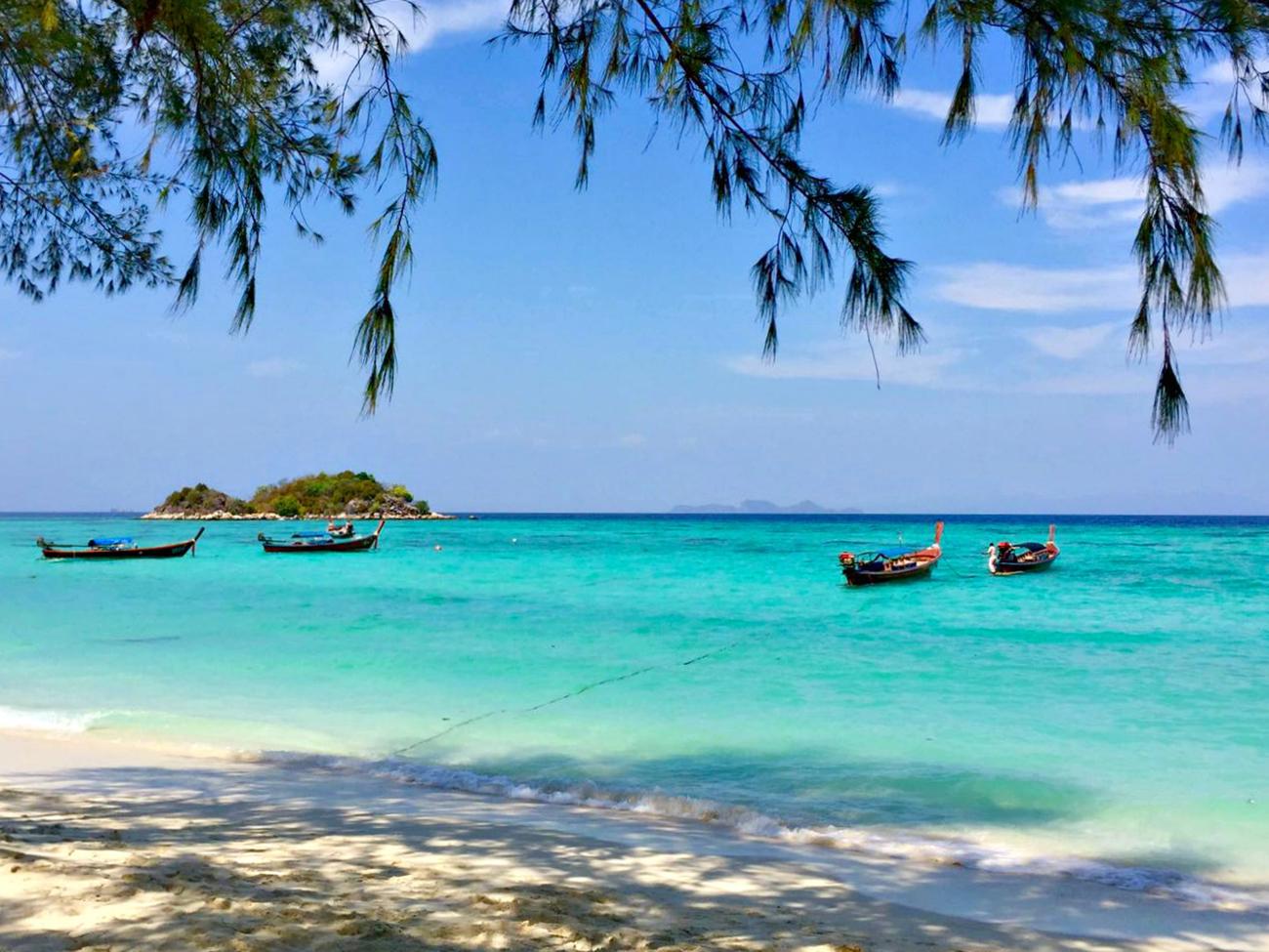 Pattaya Beach на Ко Липе