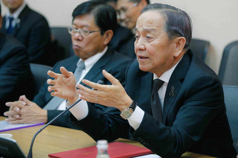 Председатель Национальной комиссии по вещанию и телекоммуникациям (NBTC) Королевства Таиланд Тарес Пунси