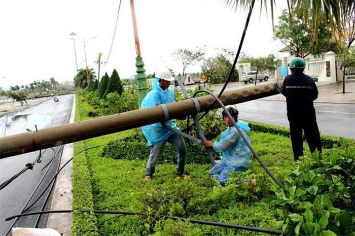 НаВьетнам обвалился смертоносный тайфун