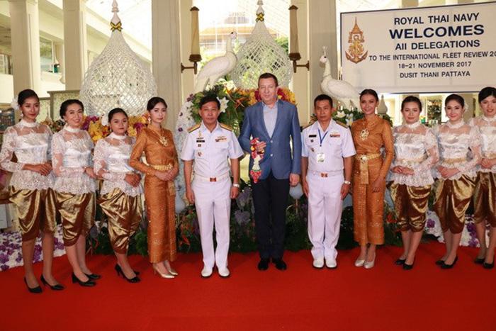 Парадную колонну вчесть 50-летия АСЕАН возглавит корабль ВМФ РФ