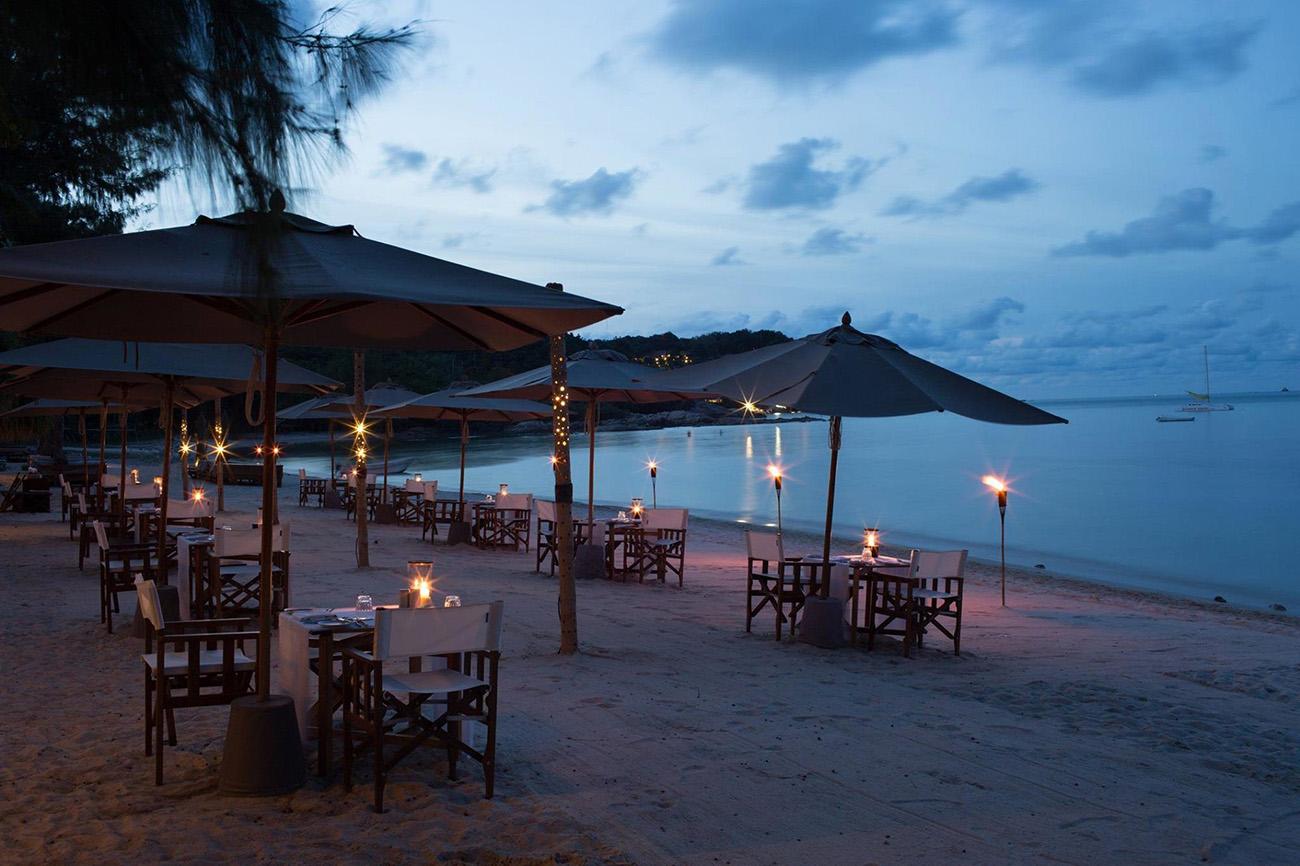 Фото пляжа чонг мон