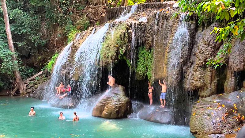 Экскурсия на водопад Эраван