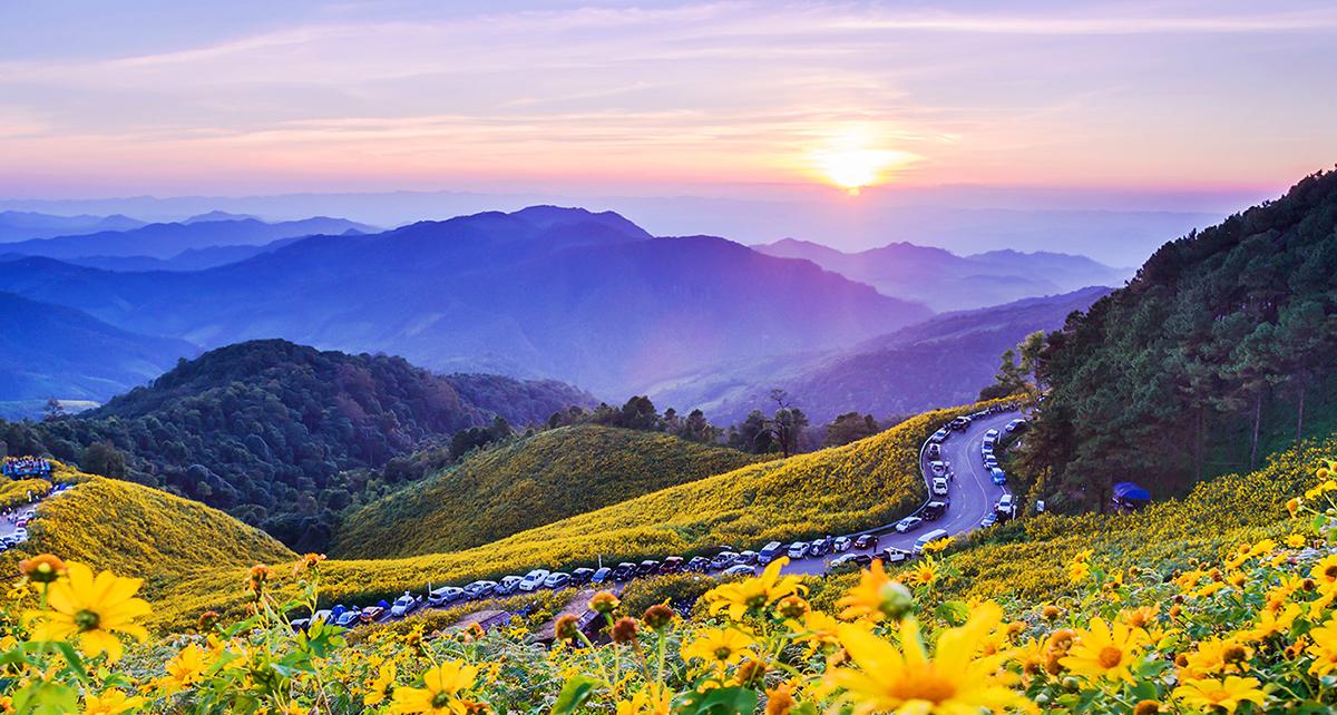 Провинция Мае Хонг Сон