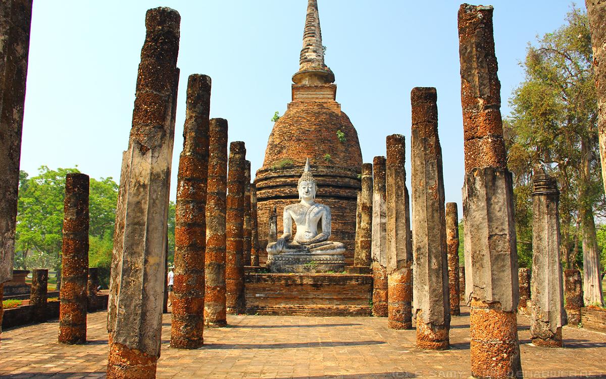 Древняя столица Сиама Сукхотай