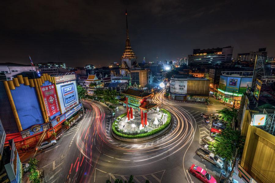 Тайская столица Бангкок или Город Ангелов или Крунгтхеп