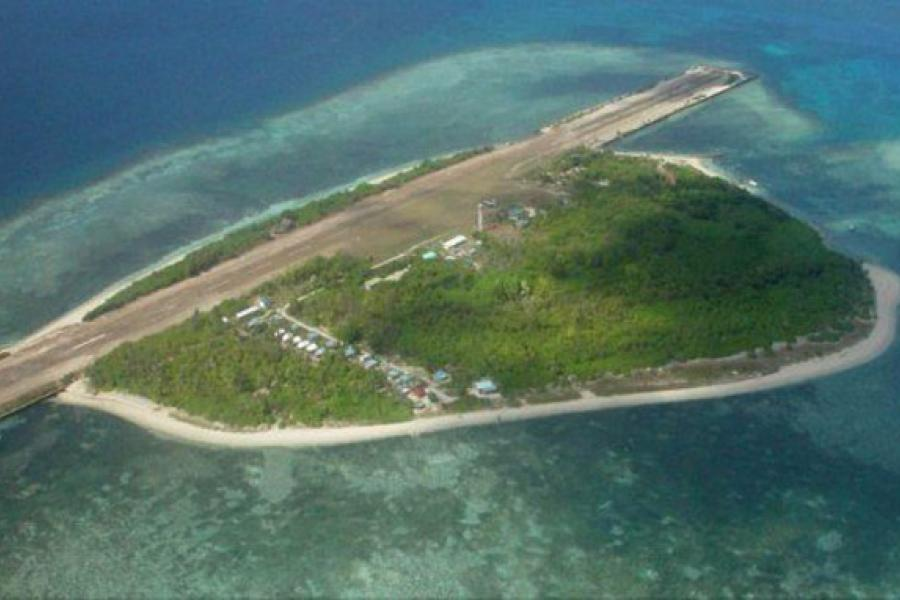 conclusion about spratly island essay