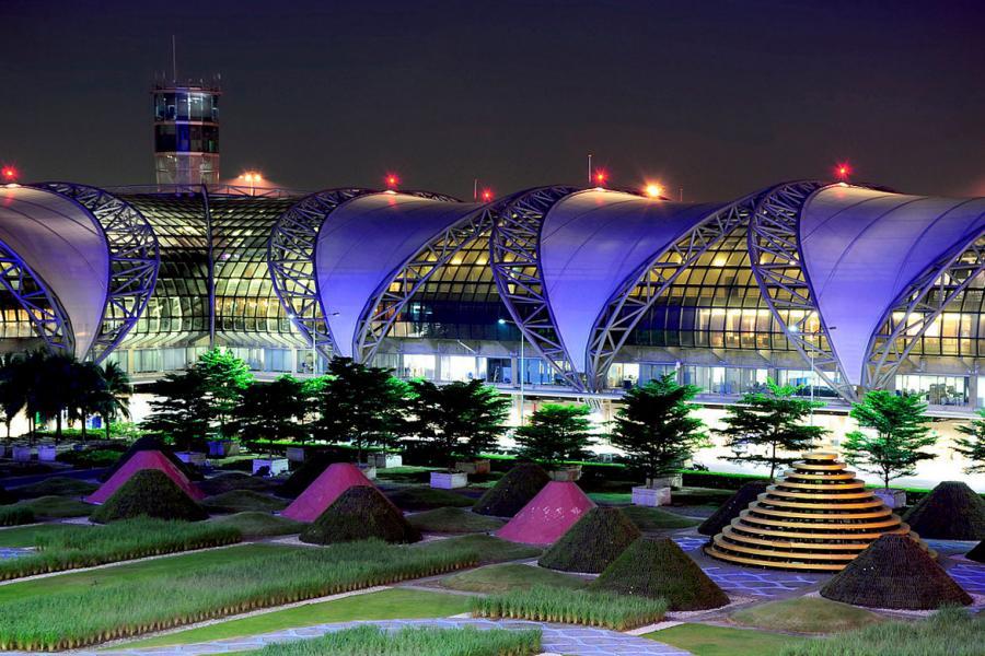 Международный аэропорт Суварнабхуми готовится к высокому сезону