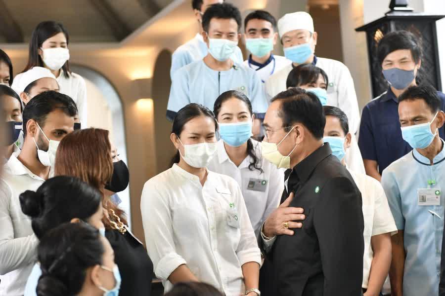 Визит Премьер-министра на Самуи. Фото NNT