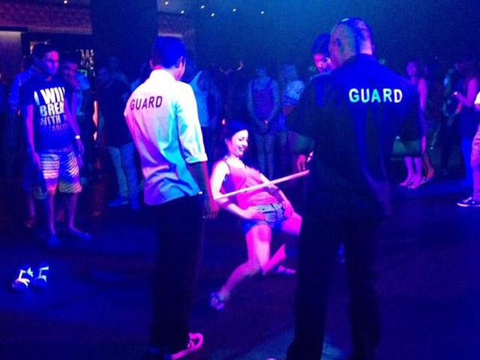 Шоу таиланд секс