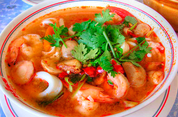 Тайская кухня лучшие рецепты