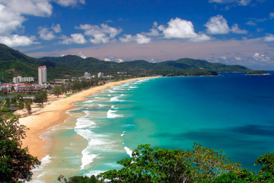 Пляж Карон (Karon Beach)   Новости Таиланда
